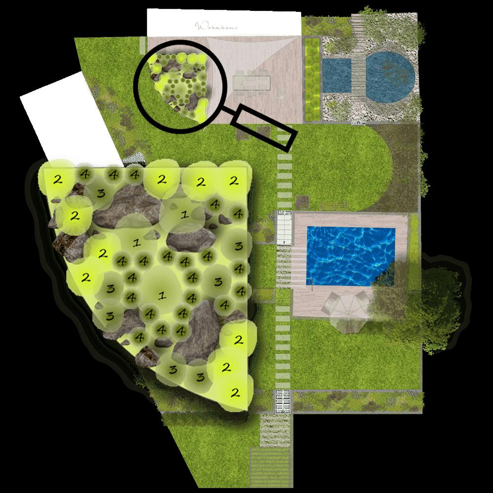 leistungen-gartenplanung-garten-entwurf-draufsicht-pflanzplan